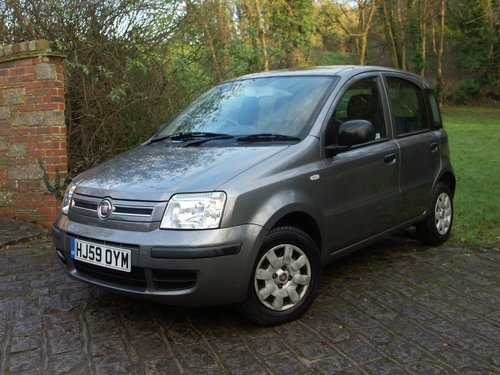 2010 FIAT PANDA DYNAMIC ONE Owner SOLD (picture 1 of 5)