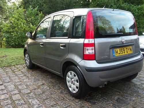 2010 FIAT PANDA DYNAMIC ONE Owner SOLD (picture 4 of 5)