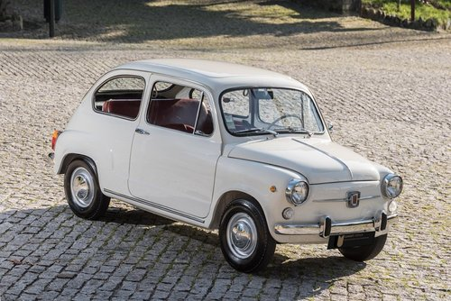 LHD 1970 Fiat 600D Fully Restored SOLD (picture 1 of 6)
