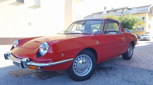 1968 Fiat 850 Sport Spider (Showroom condition!) For Sale (picture 1 of 6)