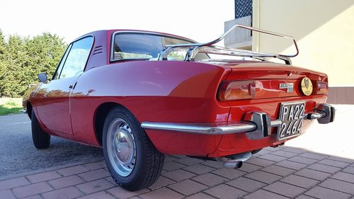 1968 Fiat 850 Sport Spider (Showroom condition!) For Sale (picture 2 of 6)