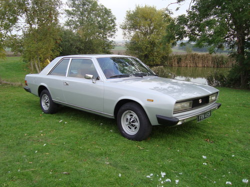 1973 Fiat 130 Pininfarina Manual Coupe For Sale (picture 1 of 6)