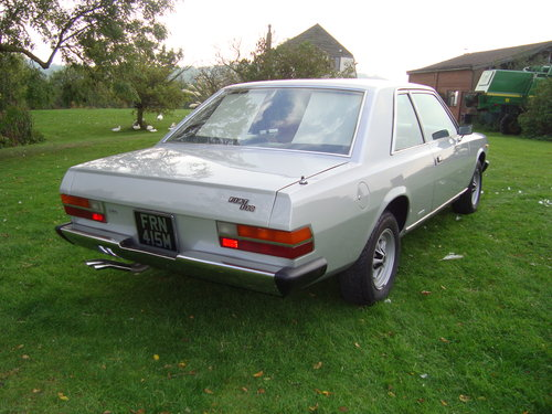 1973 Fiat 130 Pininfarina Manual Coupe For Sale (picture 3 of 6)