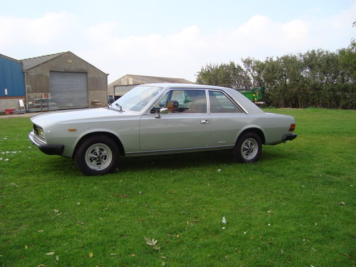 1973 Fiat 130 Pininfarina Manual Coupe For Sale (picture 4 of 6)