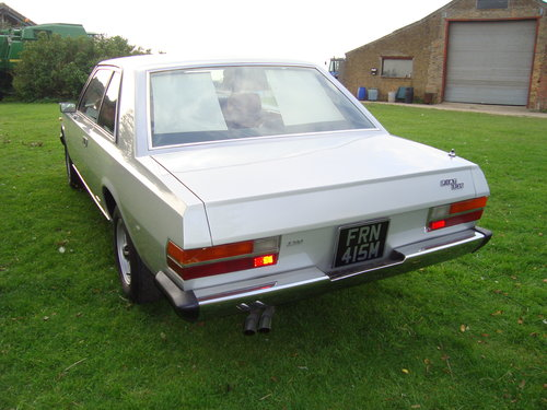 1973 Fiat 130 Pininfarina Manual Coupe For Sale (picture 5 of 6)