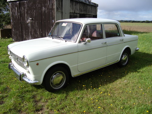 1967  Fiat 1100R Berlina  For Sale (picture 1 of 6)