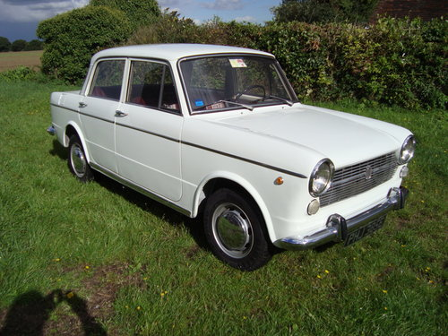 1967  Fiat 1100R Berlina  For Sale (picture 2 of 6)