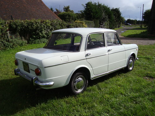 1967  Fiat 1100R Berlina  For Sale (picture 3 of 6)