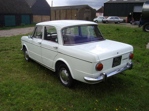 1967  Fiat 1100R Berlina  For Sale (picture 4 of 6)