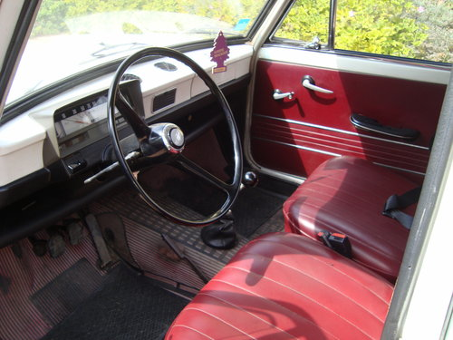 1967  Fiat 1100R Berlina  For Sale (picture 5 of 6)