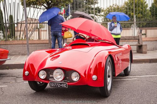 1951 BARCHETTA TOPOLINO C MODIFICATA PROBABILE MILLE MI For Sale (picture 1 of 1)