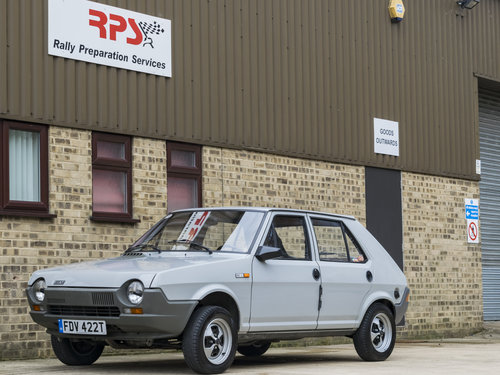 1979 Fiat Ritmo / Strada 1.1 5dr For Sale (picture 1 of 6)