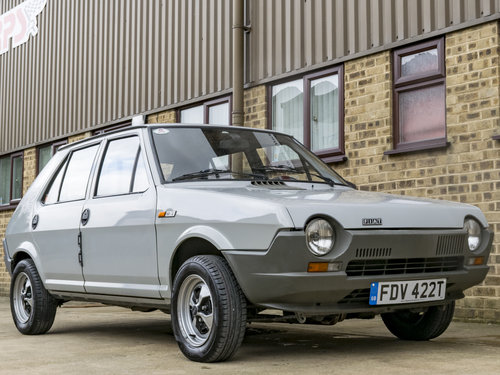 1979 Fiat Ritmo / Strada 1.1 5dr For Sale (picture 2 of 6)