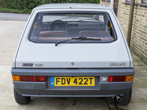 1979 Fiat Ritmo / Strada 1.1 5dr For Sale (picture 4 of 6)