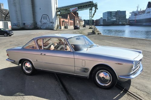 1967 Fiat 2300S Coupe - very original For Sale (picture 1 of 6)