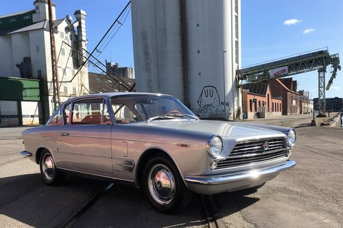 1967 Fiat 2300S Coupe - very original For Sale (picture 2 of 6)