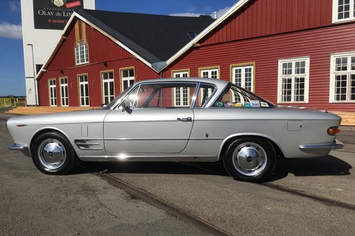 1967 Fiat 2300S Coupe - very original For Sale (picture 3 of 6)