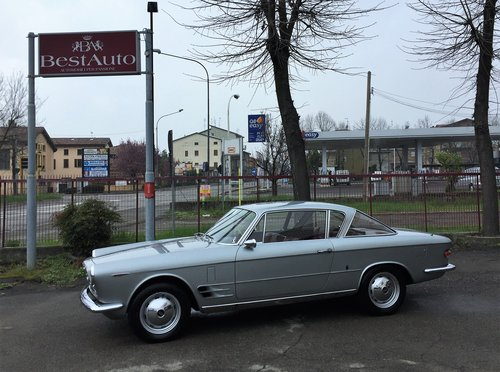 1966 Fiat 2300 S For Sale (picture 1 of 6)