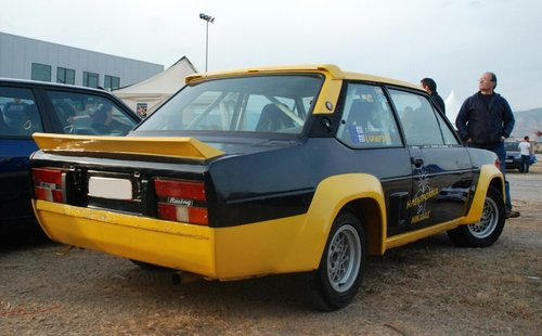 1978 Fiat 131 Abarth conversion, 2.0lt For Sale (picture 2 of 6)