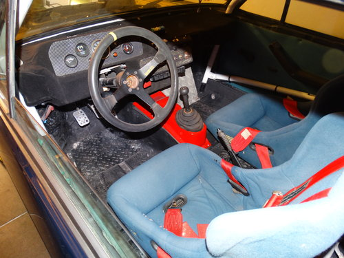 1978 Fiat 131 Abarth conversion, 2.0lt For Sale (picture 4 of 6)