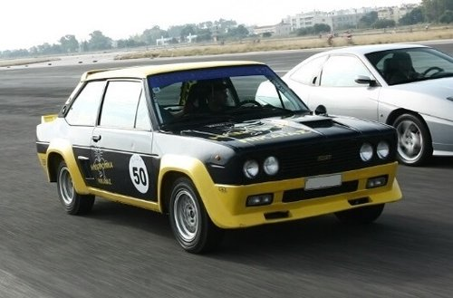 1978 Fiat 131 Abarth conversion, 2.0lt For Sale (picture 1 of 6)
