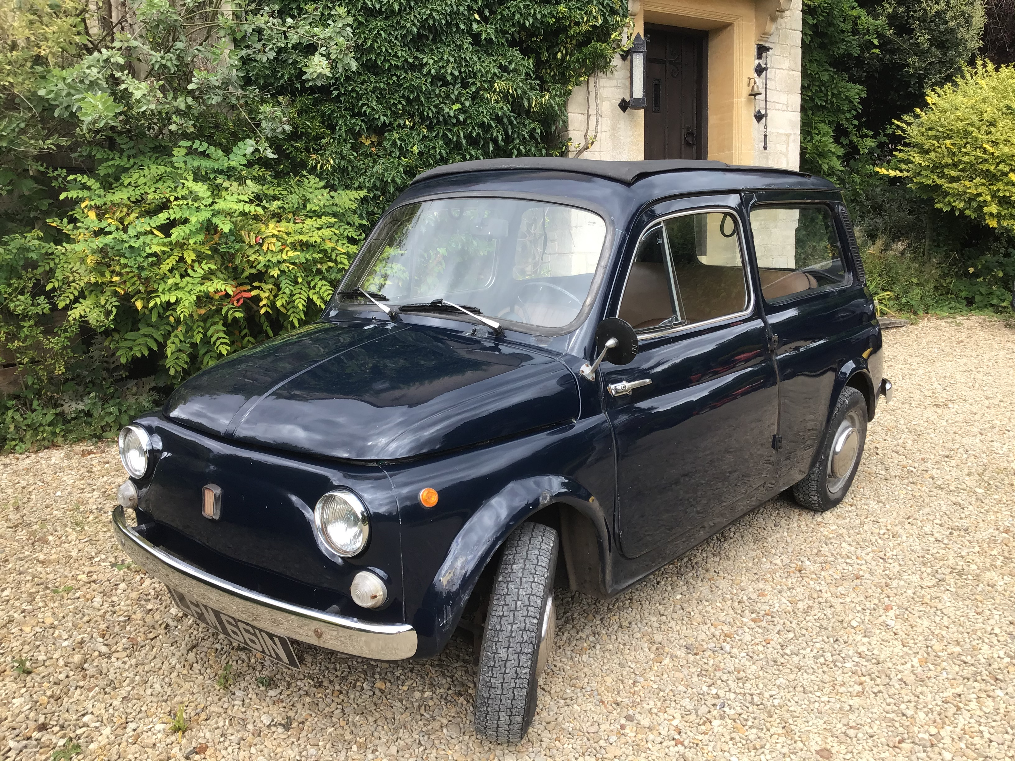 Picture of 1975 Fiat 500
