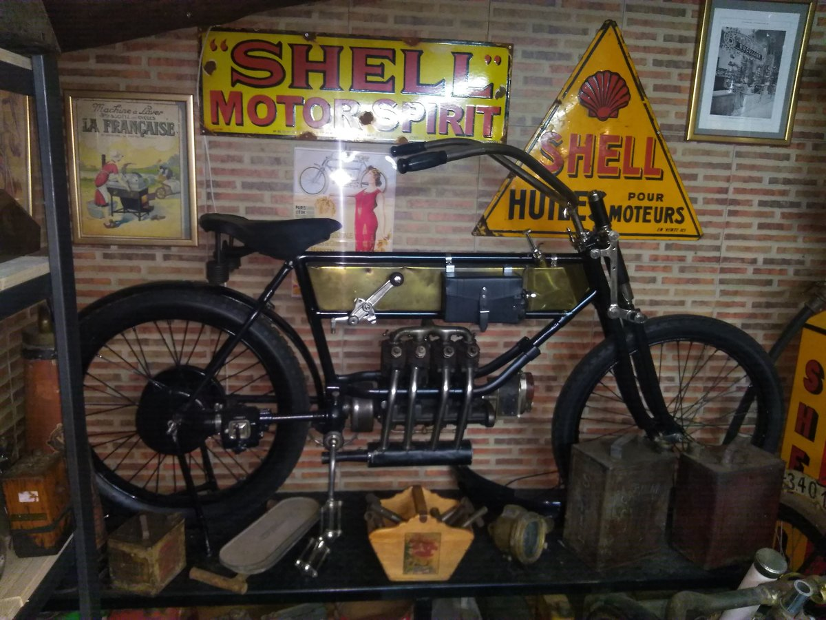 1910 FN four cilynder For Sale (picture 1 of 1)