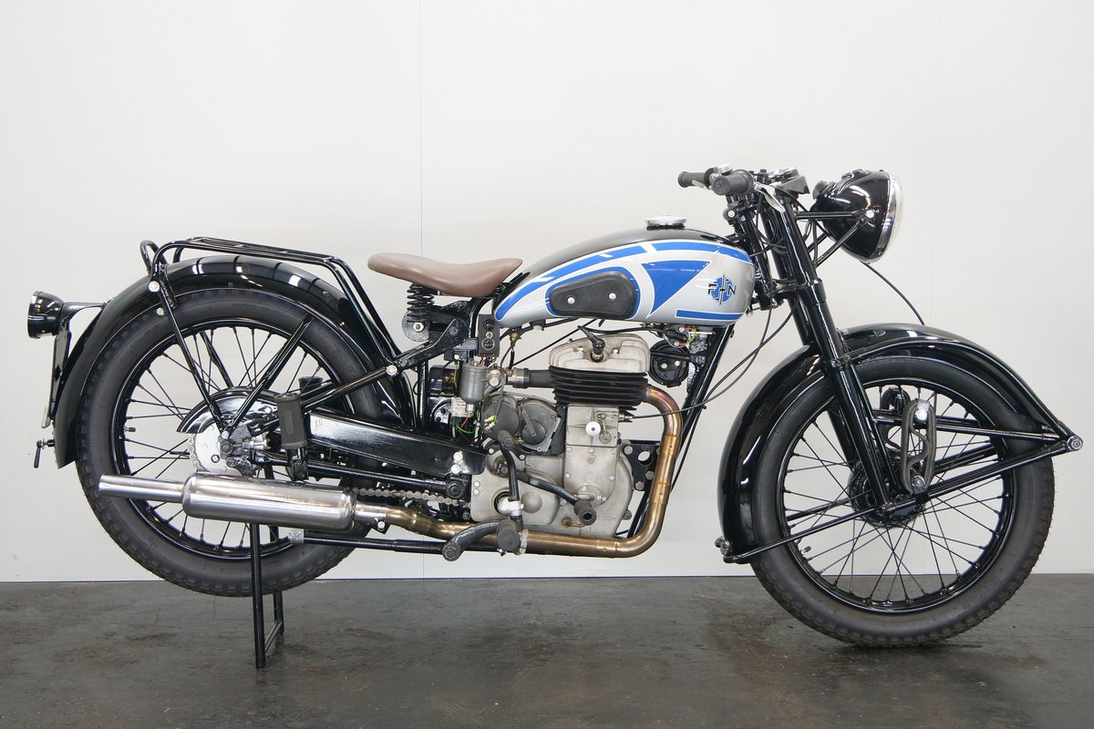 FN Model 13 1953 450cc 1 cyl sv For Sale (picture 1 of 6)