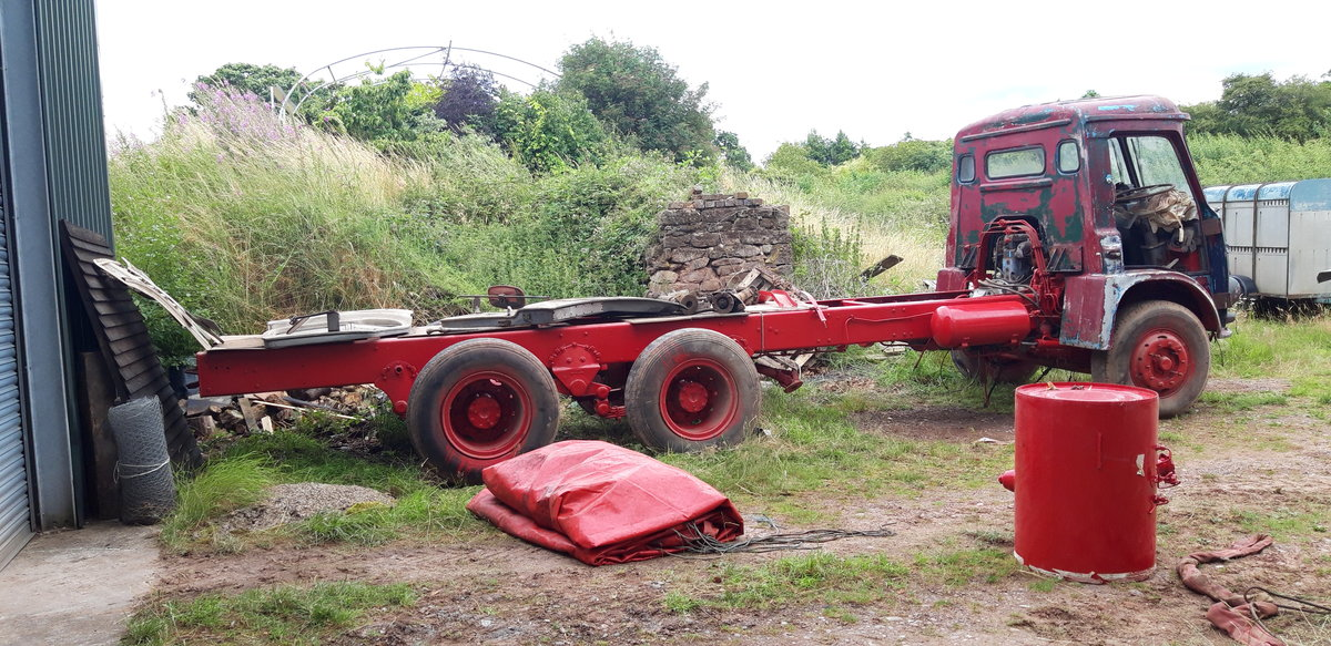 1971 Foden S39 Renovation Project For Sale (picture 4 of 4)
