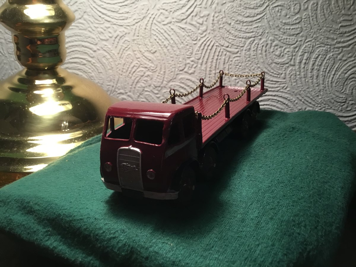 1947/1955 dinky fodens For Sale (picture 2 of 6)