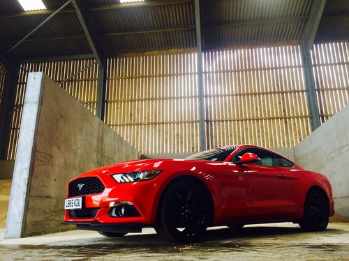 2016 Ford Mustang Eco-Boost 2.3 High Spec SOLD (picture 1 of 6)