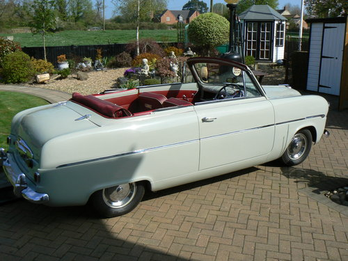 1955 Zephyr Six Convertible Mk1 For Sale (picture 1 of 6)