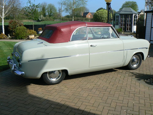1955 Zephyr Six Convertible Mk1 For Sale (picture 2 of 6)