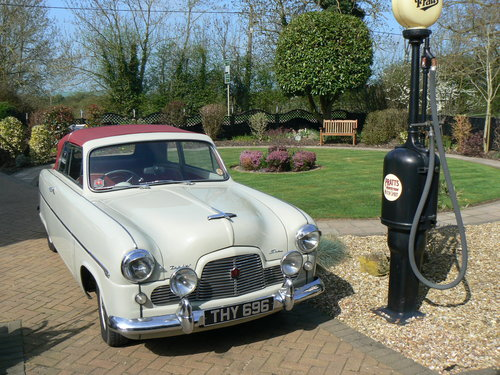 1955 Zephyr Six Convertible Mk1 For Sale (picture 6 of 6)