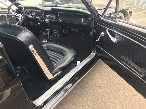 1965 Ford Mustang Fastback SOLD (picture 5 of 6)