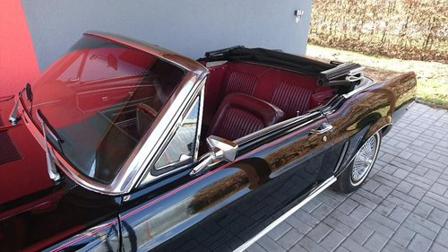 Ford Mustang 1968 5,0 V8 Convertible For Sale (picture 5 of 6)