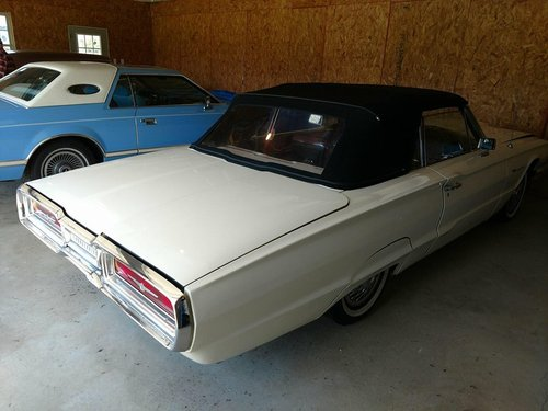 1964 Ford Thunderbird Convertible Highly Restored For Sale (picture 3 of 6)