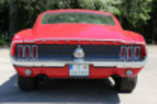 1967 Ford Mustang 5.7 GTA Fastback High Performance For Sale (picture 3 of 6)