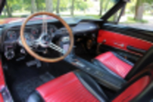 1967 Ford Mustang 5.7 GTA Fastback High Performance For Sale (picture 5 of 6)