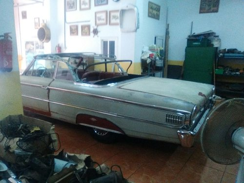 1963 FORD GALAXIE 500 XL For Sale (picture 3 of 6)