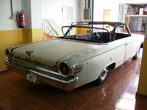 1963 FORD GALAXIE 500 XL For Sale (picture 4 of 6)