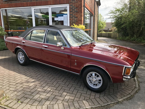 1977 Ford Granada MkI 3.0 Ghia (Sold, Similar Required) For Sale (picture 1 of 1)