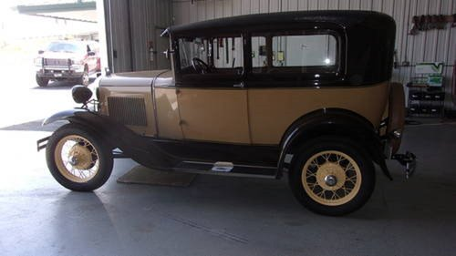 1930 Ford Model  2DR Sedan For Sale (picture 2 of 6)