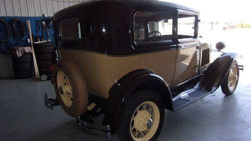 1930 Ford Model  2DR Sedan For Sale (picture 3 of 6)