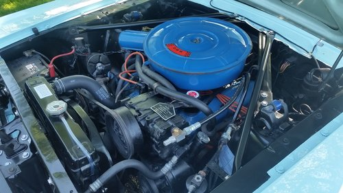 FORD MUSTANG 289 V8 CONVERTIBLE 1966   For Sale (picture 6 of 6)
