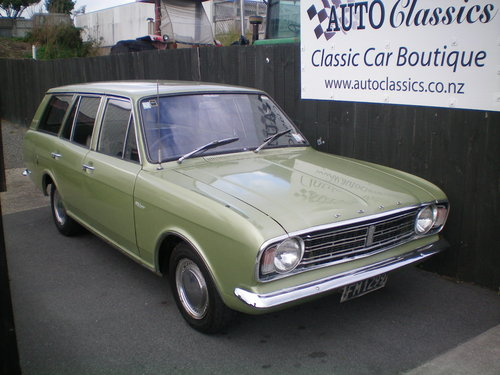 1970 Mk 2 GT Estate For Sale (picture 1 of 6)
