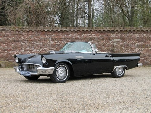 1957 Ford Thunderbird For Sale (picture 1 of 6)