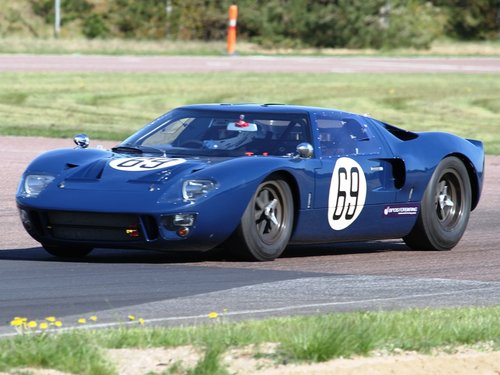 Ford GT40 FIA Appendix K (1962-1965) SOLD (picture 1 of 6)