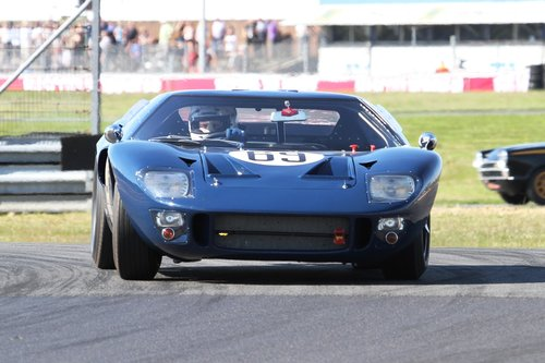 Ford GT40 FIA Appendix K (1962-1965) SOLD (picture 3 of 6)