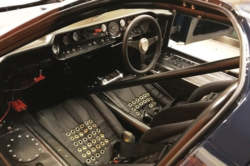 Ford GT40 FIA Appendix K (1962-1965) SOLD (picture 5 of 6)